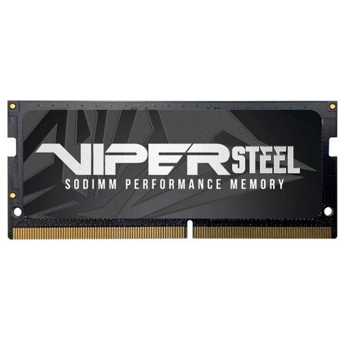 Оперативная память Patriot Memory DDR4 2400 (PC 19200) SODIMM 260 pin, 32 ГБ 1 шт. 1.2 В, CL 15, PVS432G240C5S фото