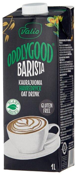 Овсяный напиток Valio Oddlygood Barista 3%, 1 л
