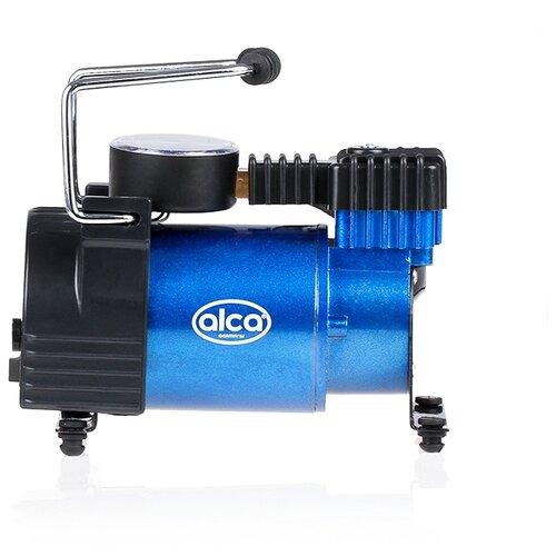 Автомобильный компрессор ALCA 227500 синий