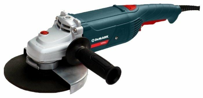 УШМ DeMARK G-8402, 1800 Вт, 180 мм