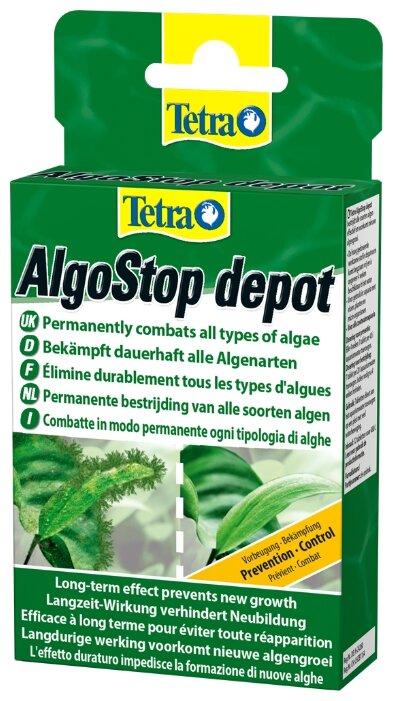 Tetra AlgoStop depot средство для борьбы с водорослями