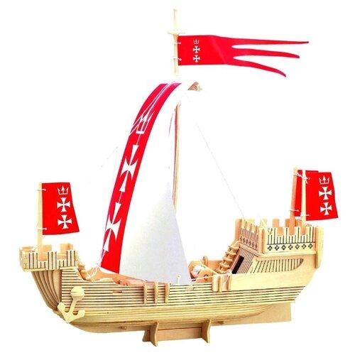 Сборная модель Чудо-Дерево Ганзейский парусник (80124)