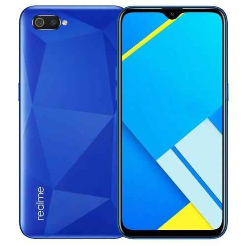 Смартфон realme C2 3/32GB синий бриллиант