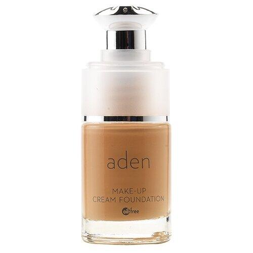 Фото - Aden Тональный крем Make-Up Cream Foundation, 15 мл/17.14 г, оттенок: 03 Terra Cotta divage тональный крем foundation luminous 25 мл оттенок 01
