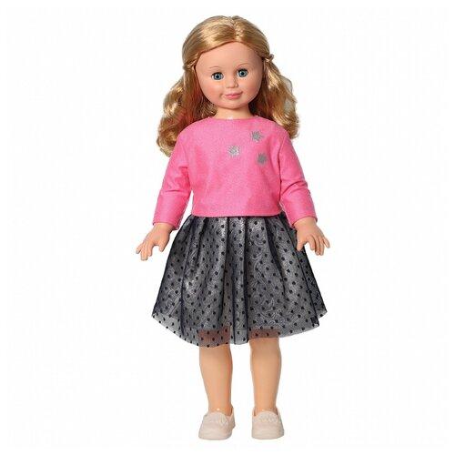 Интерактивная кукла Весна Милана модница 2, 70 см, В3721/о интерактивная кукла весна анна модница 2 42 см в3717 о