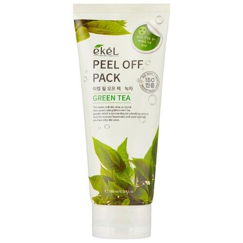 Ekel Маска-пленка Peel Off Pack с экстрактом зеленого чая, 180 мл пленка