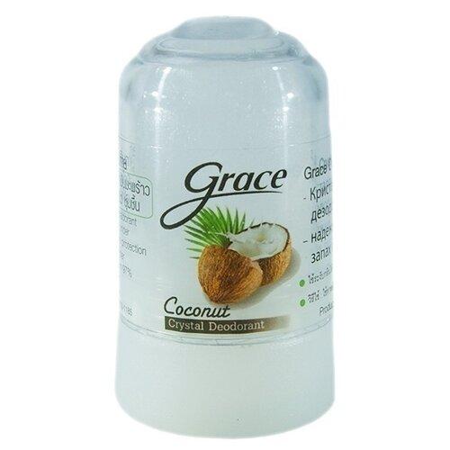 Grace дезодорант, кристалл (минерал), Coconut, 40 г