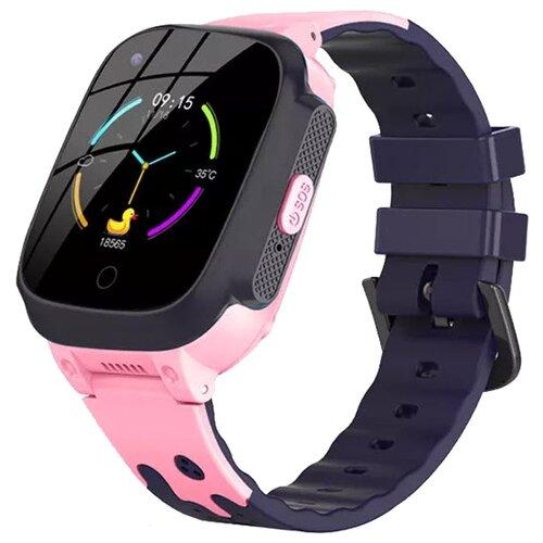 Детские умные часы Smart Baby Watch T8, розовый детские умные часы smart baby watch q100 gw200s желтый