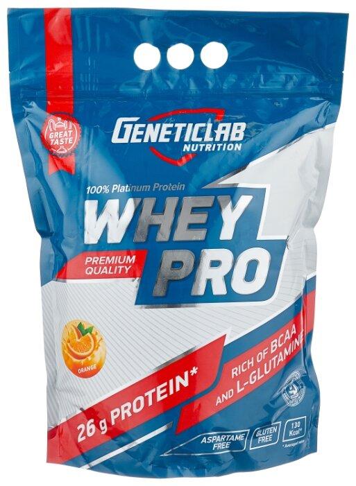 Протеин Geneticlab Nutrition Whey Pro (2100 г) — купить по выгодной цене на Яндекс.Маркете