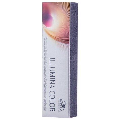 цена Wella Professionals Illumina Color стойкая крем-краска для волос, 60 мл, 6/37 темный блонд золотисто-коричневый онлайн в 2017 году
