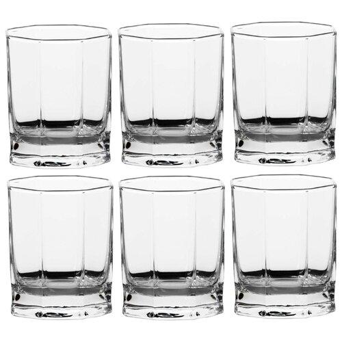 Pasabahce Набор стаканов Kosem 200 мл 6 шт прозрачный