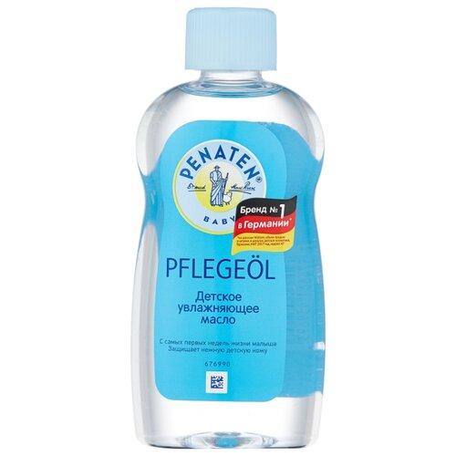 Penaten Детское увлажняющее масло, 200 мл, Уход за кожей  - купить со скидкой