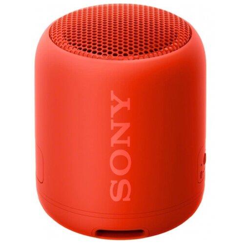 цена на Портативная акустика Sony SRS-XB12 red