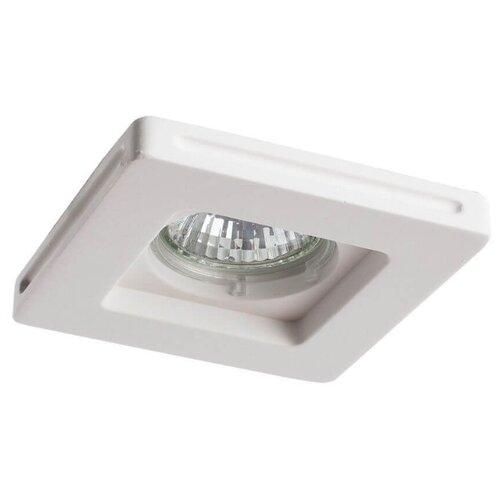 Встраиваемый светильник Arte Lamp A9214PL-1WH arte lamp встраиваемый светильник aqua a2024pl 1wh