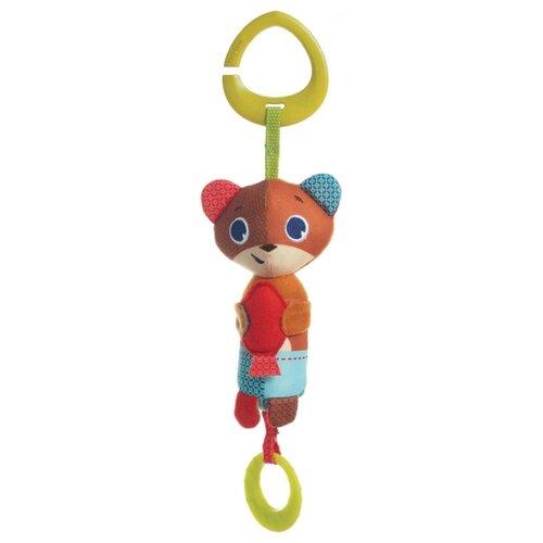 Подвесная игрушка Tiny Love Колокольчик Медвежонок (1114201110) коричневый/зеленый игрушка подвеска tiny love медвежонок