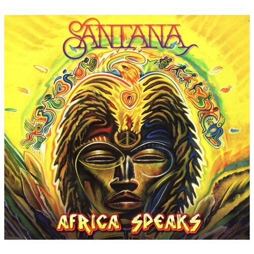 цена на Santana. Africa Speaks (2 LP)
