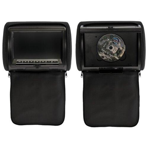 Автомобильный монитор Ergo ER900HD черныйАвтомобильные телевизоры<br>