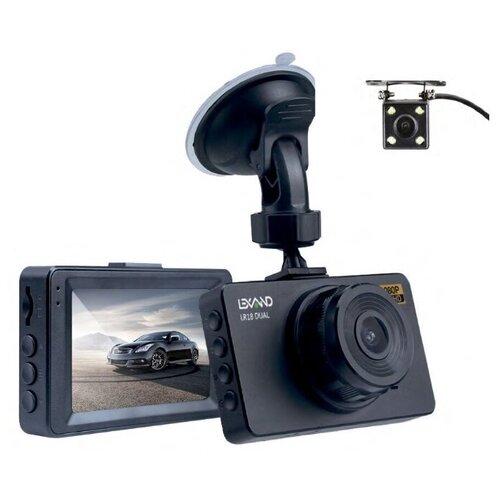 Автомобильный видеорегистратор LEXAND LR18 DUAL