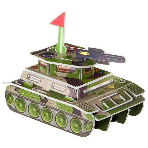 Фото - Сборная модель BONDIBON Танк ВВ2209 сборная модель bondibon танк 16 вв2968 1 72