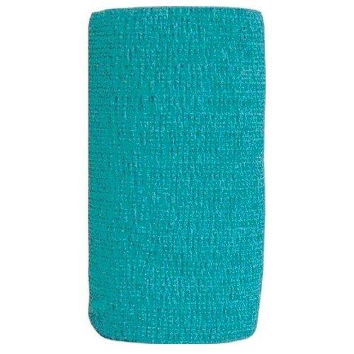 Самофиксирующийся бинт Andover PetFlex 7,5 х 450 бирюзовый 1 шт. 7.5 см