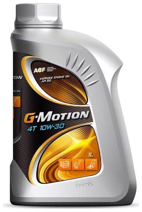 Масло для садовой техники G-Energy G-Motion 4T 10W-30 1 л