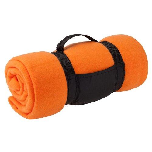 Плед molti Soft 127 х 152 см (4677), оранжевые