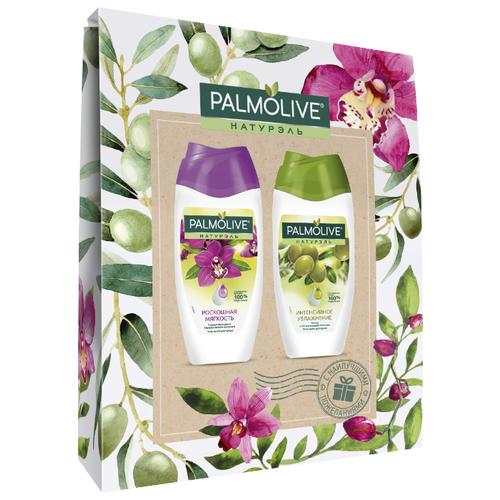 Набор Palmolive Роскошная мягкость 2 геля для душа