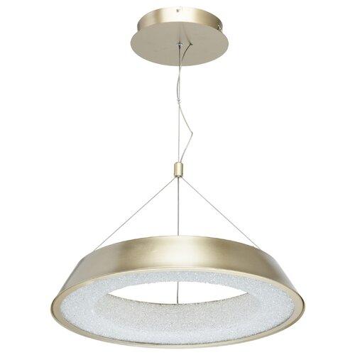 Светильник светодиодный De Markt Перегрина 703010801, LED, 35 Вт regenbogen life подвесной светильник перегрина