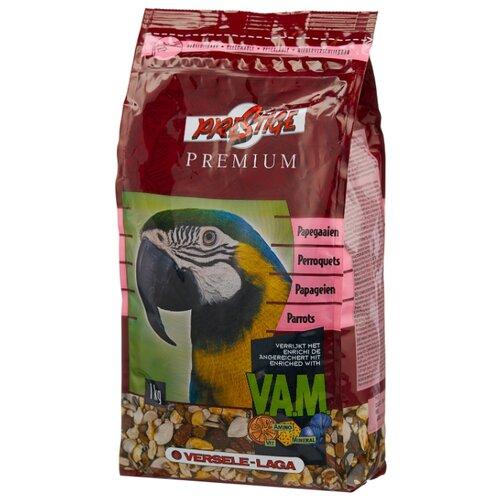 Versele-Laga корм Prestige PREMIUM Parrots для крупных попугаев 1000 г