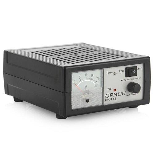 Зарядное устройство Оборонприбор Орион PW415 черный зарядное устройство орион pw415