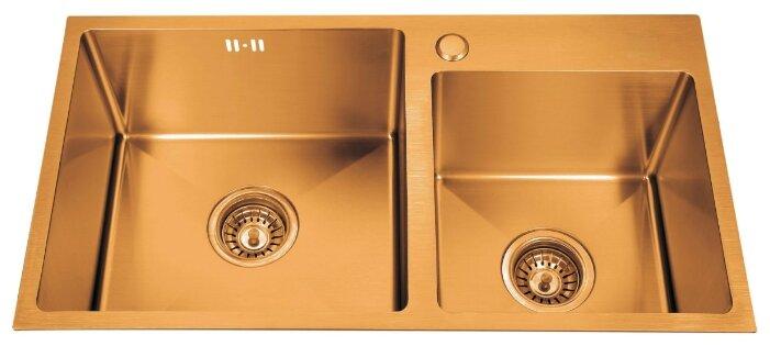 Врезная кухонная мойка ЕМАР EMB-210