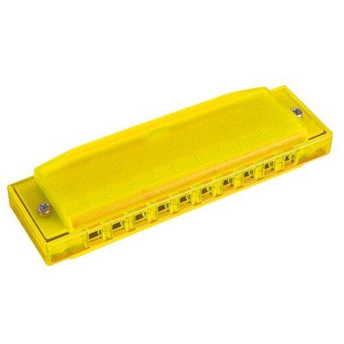 Губная гармошка Hohner Happy Yellow C