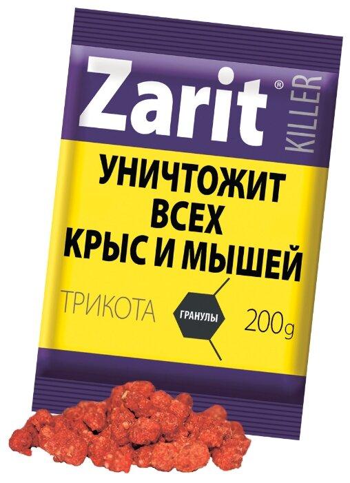 Средство Zarit ТриКота гранулы 200 г