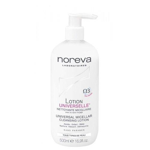 Купить Noreva laboratories универсальный очищающий мицеллярный лосьон, 500 мл