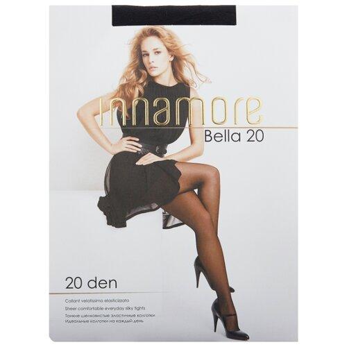 цена Колготки Innamore Bella 20 den, размер 5-XL, nero (черный) онлайн в 2017 году