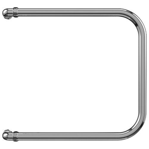 Водяной полотенцесушитель TERMINUS П-образный 32 ПС 500x500 нержавеющая сталь