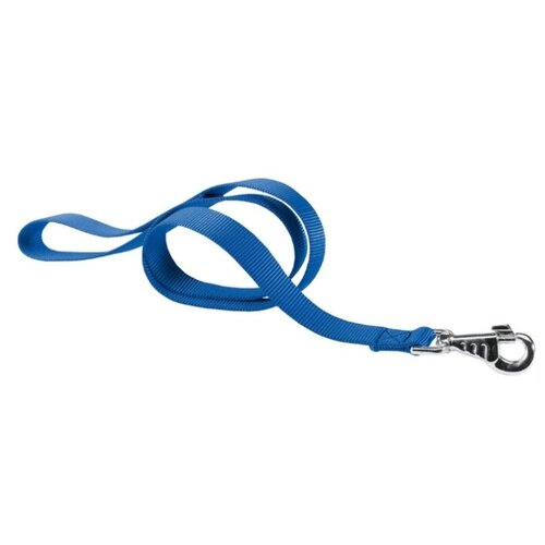 Поводок для собак Ferplast Club G синий 1.2 м 25 мм