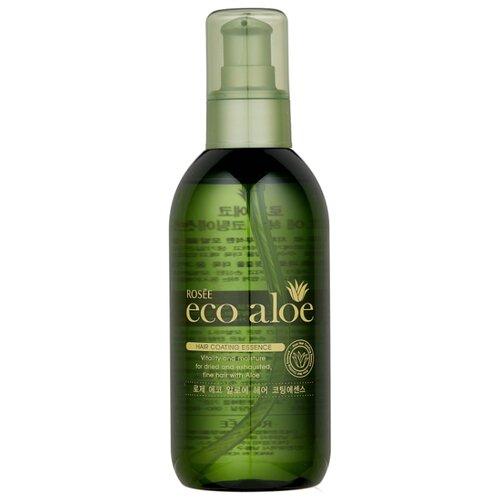 Купить Rosee Cosmetics Эссенция для защиты волос Эко Алоэ, 200 мл