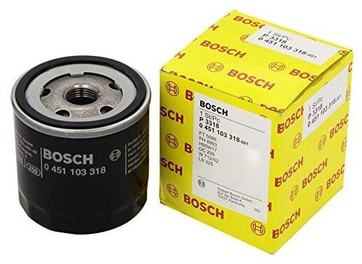 Масляный фильтр BOSCH 0451103318
