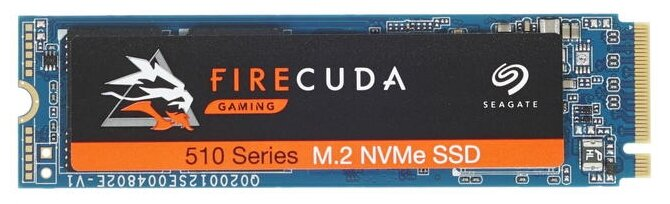 Твердотельный накопитель Seagate FireCuda 510 500 GB (ZP500GM3A001) — цены на Яндекс.Маркете