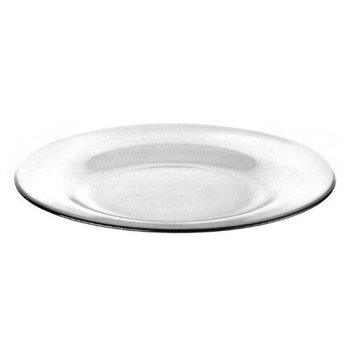 Pasabahce Тарелка Invitation 26 см прозрачный тарелка закусочная pasabahce family 19 5 см