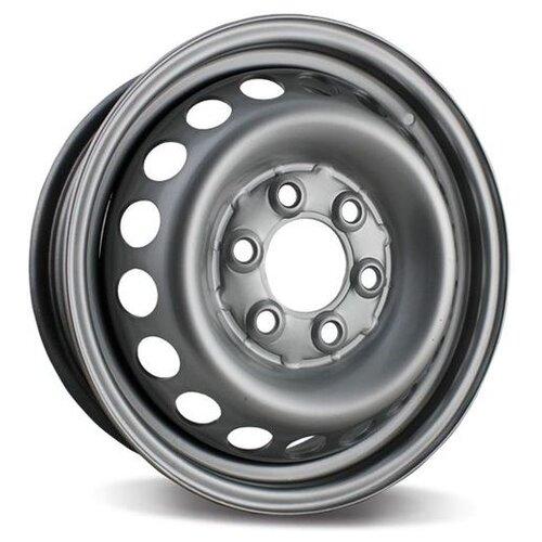 Колесный диск Trebl 616037T 5.5x16/6x130 D84 ET51 Silver колесный диск trebl 9680