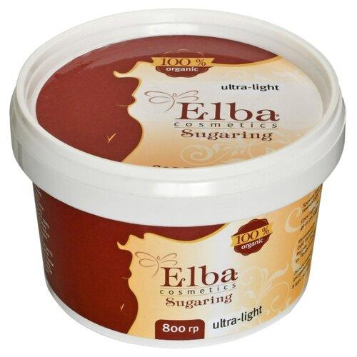 Паста для шугаринга Elba Cosmetics ультрамягкая 800 г