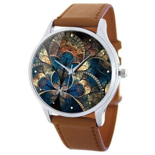Наручные часы TINA BOLOTINA Miracle Extra коричневые будильник tina bolotina лондон awo 009
