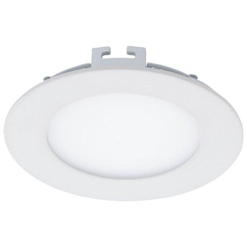 Встраиваемый светильник Eglo Fueva 1 94047 встраиваемый светильник fueva 1 94058
