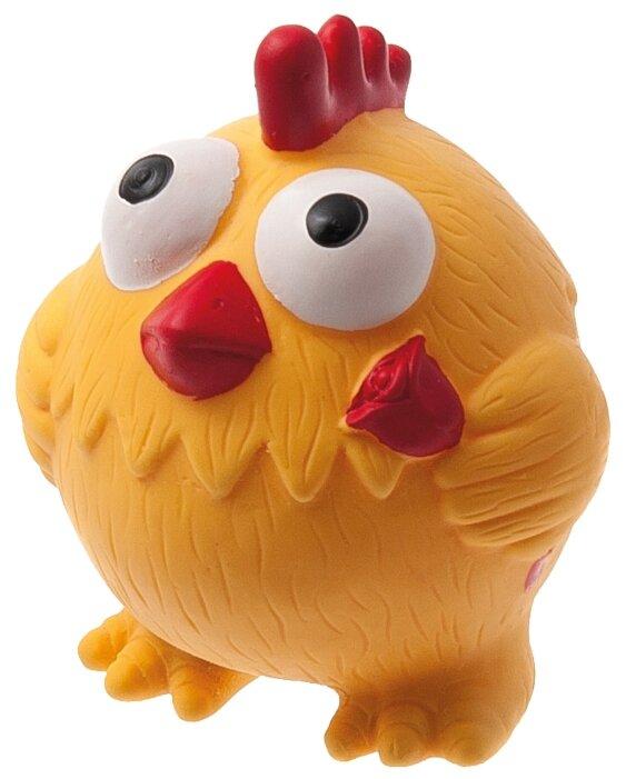 Игрушка для собак ZooOne L-405 Цыпленок 7,5 см