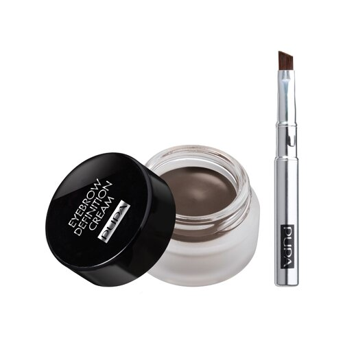 Купить Pupa крем для бровей Eyebrow Definition Cream 004, темный шоколад