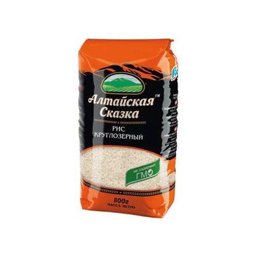 алтайская сказка смесь круп гречка рис в пакетах для варки 400 г 5х80 г Рис Алтайская сказка круглозерный шлифованный 1 сорт 800 г