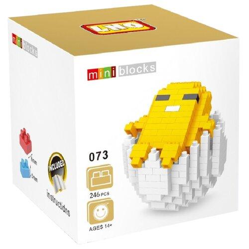 Купить Конструктор LNO mini blocks 073 Желток, Конструкторы