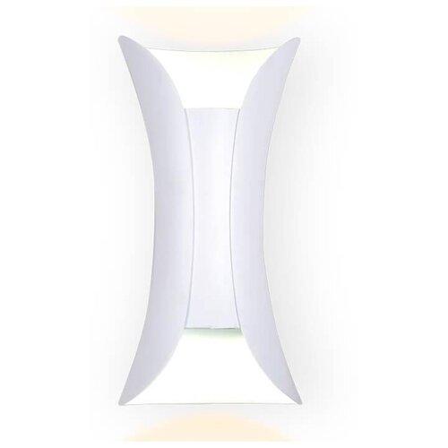 Фото - Уличный настенный светодиодный светильник Ambrella light Sota FW192 настенный светильник ambrella light sota fw192 10 вт